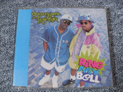 Maxi CD – Ring my Bell – DJ Jazzy Jeff& the Fresh Prince