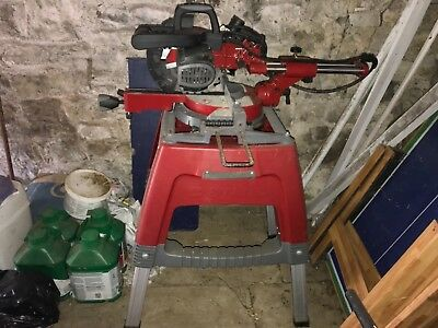 Table Bench circular angle mitre saw