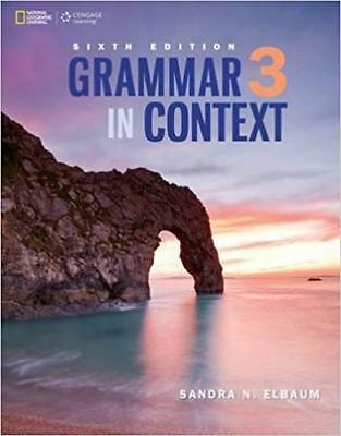 [PDF] Grammar in Context 3 6th Edition by Sandra N. Elbaum - Email Delivery