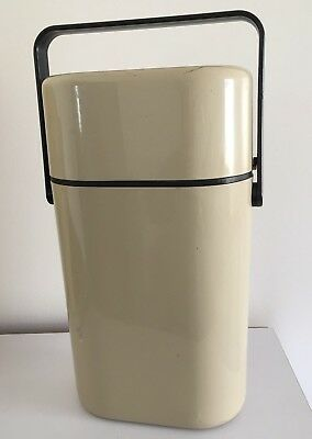 Vintage Retro Decor BYO Insulated 2 x Bottle Wine Cooler Carrier Holder