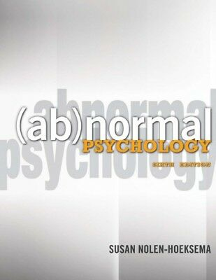 [PDF] Abnormal Psychology 6th Edition - Instant Email Delivery