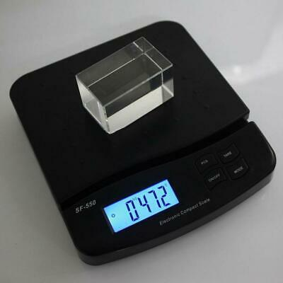 New 55LB 25KG*1G Portable Digital Electronic Food Kitchen Scale Postal Scales