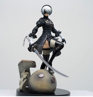 "PS4 PC NieR:Automata YoRHa No. 2 Type B 2B Figure 5.9"" New"