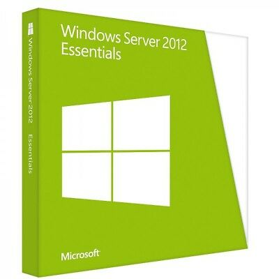 Windows Server 2012 Essentials - Vollversion - Download