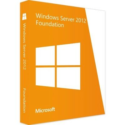 Windows Server 2012 Foundation - Vollversion - Download