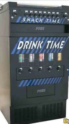 New Snack & Drink Time Vending Machine Quarters Only