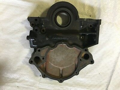 Timing cover for Volvo Penta 5.0 Fi (Ford small block)