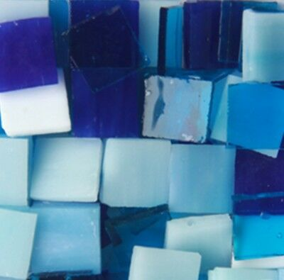 Mixed Color Mica glass, DIY Mosaic Handmade Material  Mosaic Tiles Stained Glass