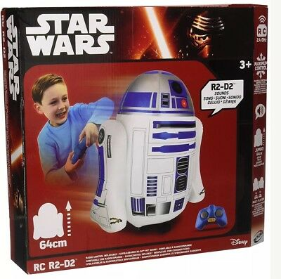 Star Wars Radio Controlled Inflatable R2d2