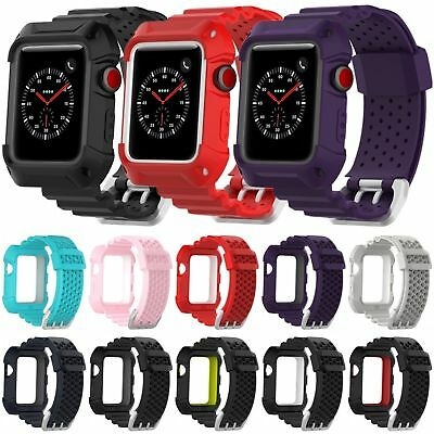 Cinturino Bracciale Banda Watch Band Strap Per Apple Watch Serie 3 2 1 38mm/42mm