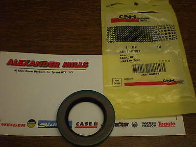 Case IH Tractor GENUINE Oil Seal PTO Shaft Case International Tractors 385766R91