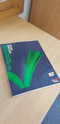 Exam Success: Inspection and Testing 2394 and 2395 by City & Guilds book