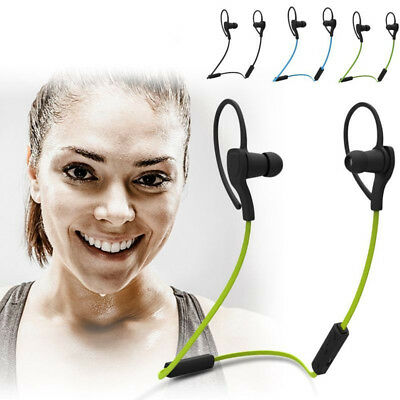 Bluetooth Earphone Wireless Headphone Headset Sport Stereo Kopfhörer Universal
