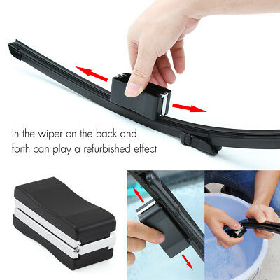 1Pc Universal Auto Car Wiper Windshield Blade Scratches Cleaner Tools Supplies