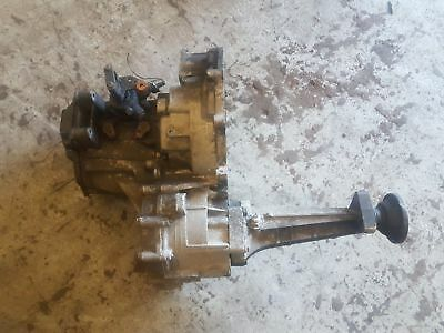 5 SPEED GEARBOX code CRN VW TRANSPORTER T4 2.4D AAB