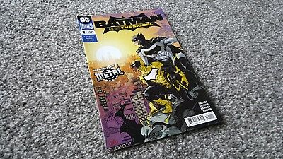BATMAN and the SIGNAL #1 of 3 Cvr A (2018) DC UNIVERSE - DARK NIGHTS: METAL