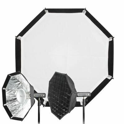 "AD-S7 Multi Folding Grid Octagonal Softbox 18"" for AD200 AD360 AD360II Godox S7"