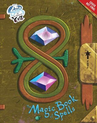 Star vs. the Forces of Evil: The Magic Book of Spells 9781368020503