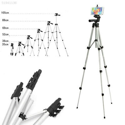 3020 4 Sections DSLR Camera Tripod Mobile Phone Stand Mini Lightweight Stand