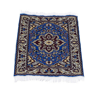 Doll House Miniature Rug Turkish Woven Floor Carpet Furniture Accessory D#