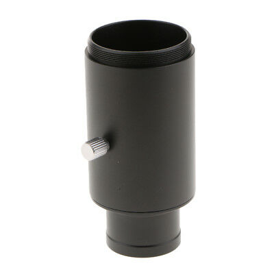Telescope Accessory Adapter Extension Tube Eyepiece Lens Mount Camera 1.25""