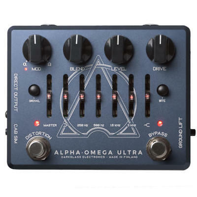 Darkglass Alpha Omega - Bass Preamp