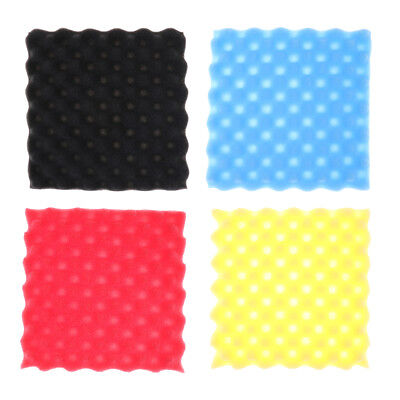 30x30cmSoundproofing Foam Studio Acoustic Sound Treatment Absorptions Wedge FT