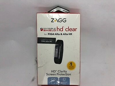 ZAGG - InvisibleShield HD Clear Screen Protector for Fitbit Alta
