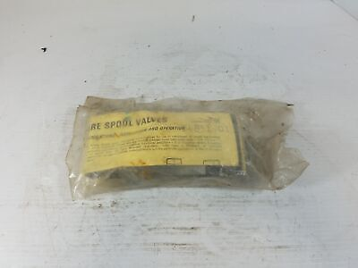 Boston Gear 54851 01 Spool Valve Repair Set