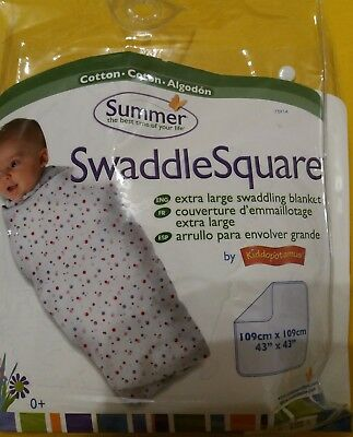 Swaddle square pucktuch 109x109