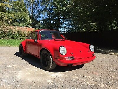 1975 Porsche 911 Ex Race Car Long Nose Outlaw
