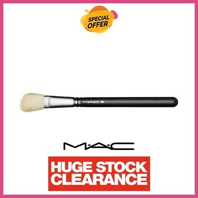 🔥 Mac 168 Brush ❤️ Foundation Contour Bronze ✅ 100% Brand New
