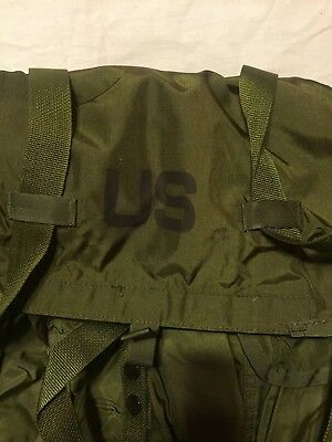 Gibraltar Vietnam Special Forces Med Alice Field Combat Pack Military Ruck Sack