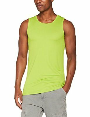 Gregster Herren 12178 Fitnes Stop, Uomo, 12178, Verde Lime, L Sport
