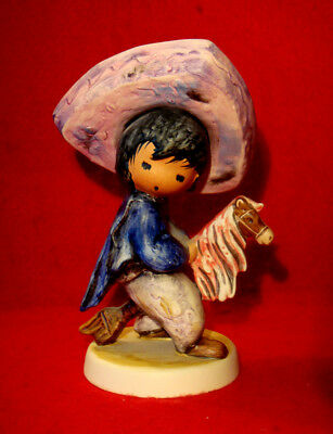 "Goebel *my First Horse* Degrazia Children 6"" Figurine #10 312 West Germany"