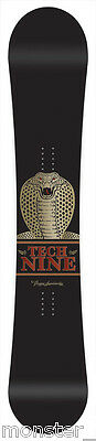 BRAND NEW IN PLASTIC 2016 Technine KING COBRA Snowboard 152cm LIMITED RELEASE DS