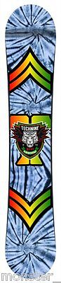 BRAND NEW Technine T MONEY Snowboard TIE DYE 146cm TECH9 DS16 LIMITED RELEASE