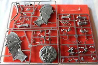 Games Workshop Lord of the Rings The Witch-King of Angmar on Fell Beast New LoTR