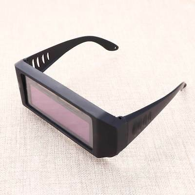 1pc Welding Goggles Auto Darkening Brazing Glasses Anti-flog Eye Protection Mask