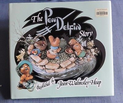 THE PENDELFIN STORY recollected by Jean Walmsley Heap signed lst ed 1993 DJ