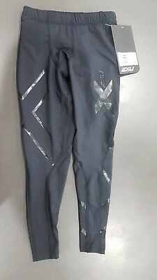 2XU Youth Compression Tights Size Small