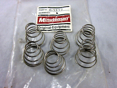 Minuteman replacement spring-conical stl - 809857 Shipping Included