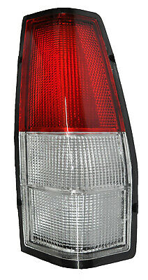 Ford Falcon XD XE XF XG XH Ute Panel Van Left Tail Light Lamp 1981~98 Red Clear