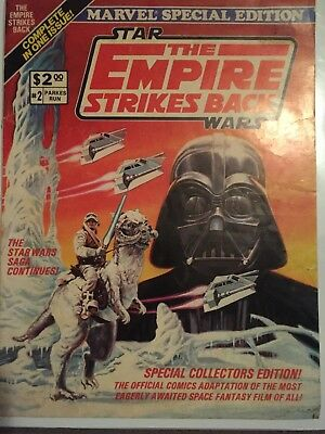 Marvel Special Edition Featuring Star Wars: The Empire Strikes Back #2...