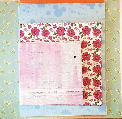 Bulk Lot Of Scrapbooking Paper - Postage Available