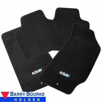 New Genuine HSV Commodore Mats Set to suit VT - VZ (4 mats)  #SPZ-300188