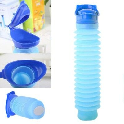 Male & Female Outdoor Portable Urinal Travel Camping Car Toilet Pee Bottle 750ml
