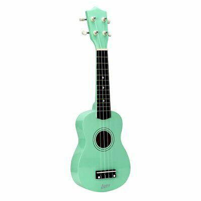 Ukulele Perfect Beginner Starter Adult Child Uke Ukelele Birthday Guitar Green