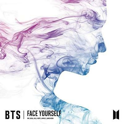Bts - Face Yourself [CD] Sent Sameday*