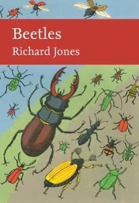 Beetles (Collins New Naturalist Library) by Richard Jones (Hardback)